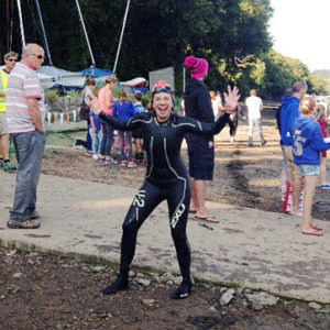 Goodbye 44 - Dart 10km swim 2015