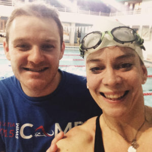 shoulder injury rehab Red Top Swim