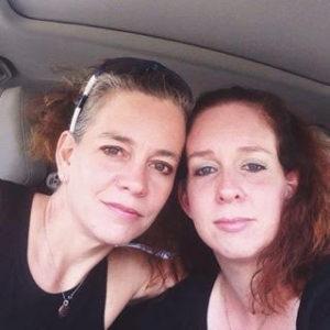 2015-07-30 Sister Selfie