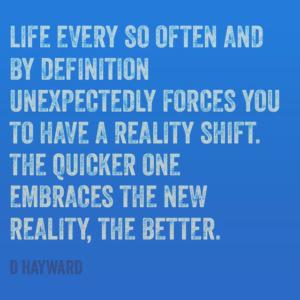 Reality Shift